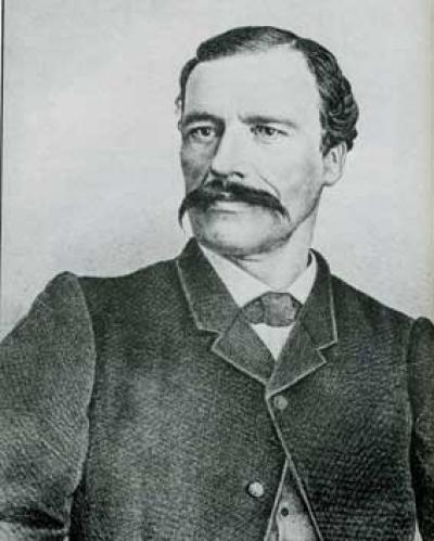 портрет на Г.С.Раковски